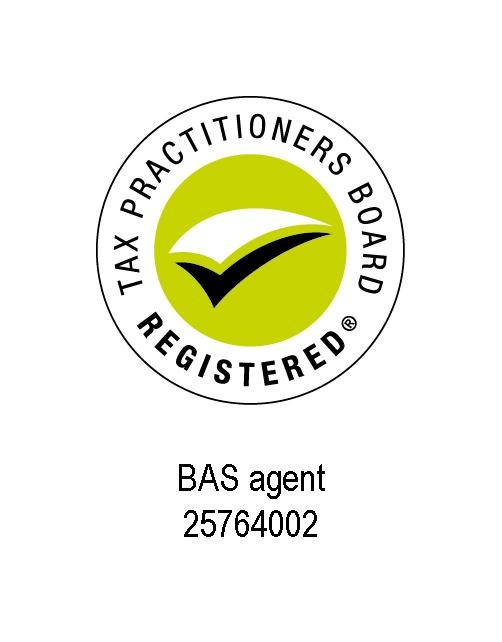 Tax Practitioners Board - Registered BAS agent 25764002