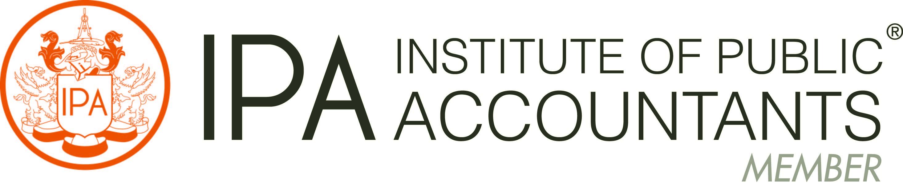 IPA - Institute of Public Accountants Member
